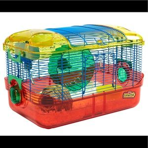 Critter Trail hamster cage